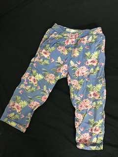 Cotton On Floral Pants