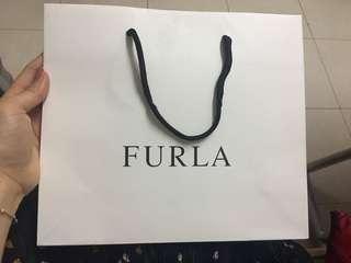 FURLA 細紙袋
