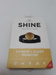 Misfit Shine Fitness and Sleep Monitor