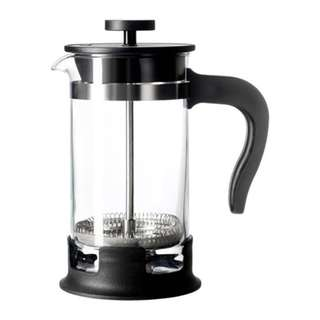 Alat french press pembuat kopi teh IKEA UPPHETA 0,4L