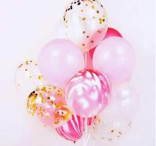 🎁🎉特色 生日 派對 汽球 Party Ballon 🎈場地佈置 氣球