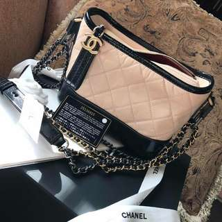 Chanel Gabrielle Hobo Mini