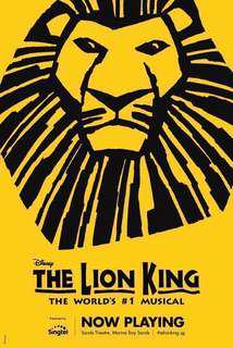 FIRE SALE 🔥 VIP SECTION LION KING Tickets