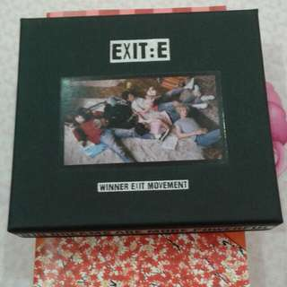 [SOLD] WINNER EXIT E ALBUM