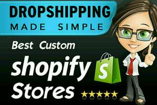Website business no inventory express build your website fast