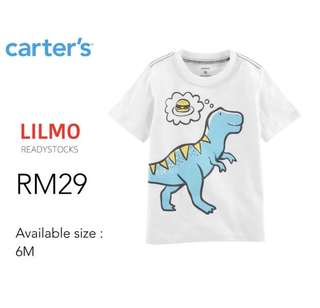 Dino Graphic Tshirt
