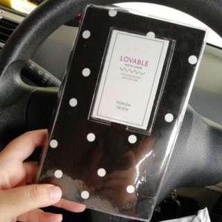 Dots Album for Instax Mini Poloroid