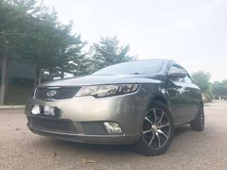 ‭ Kia Forte 1.6(A)2010 Push Start Button🎉  🎊🎊 contact 0167466343 Anthony  Price :Rm 29xxx  Car King Push Start Button Easy Loan