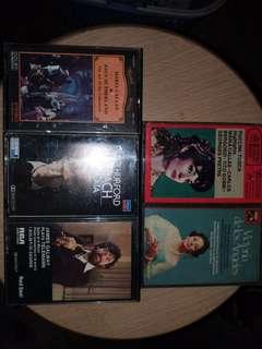 錄音帶共17盒