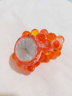 Swatch Crystal Spring Watch