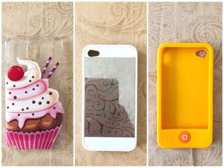 Samsung Note 3/ iphone 4 casing