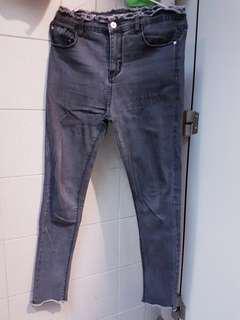 50%fifty percent購入的牛仔褲