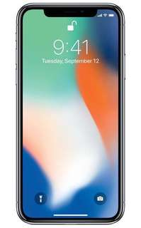iPhone X 64Gb 黑色