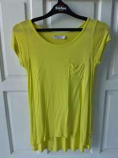 Yellow Neon Shirt