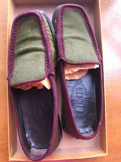 Tod's size 35.5