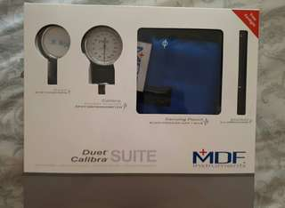 MDF Instruments Pediatric Cuff BP Apparatus - brand new complete with steth, pouch, pen light