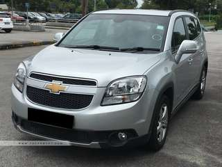 Chevrolet Orlando 1.4A Turbo LS
