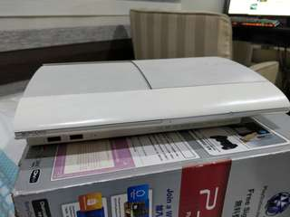 Defective PS3 Super Slim