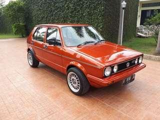 Volkswagen golf mk1 1978