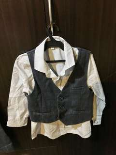 For your baby's ootd.formal attire very good quality imported bought im dubai used only once