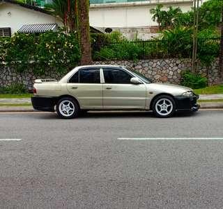1997 PROTON WIRA 1.5 AUTO