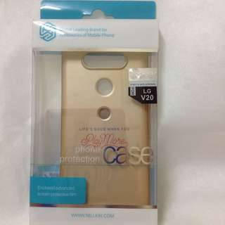 Casing LG V20 Gold Color New