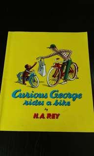 Curious George 小童英文書