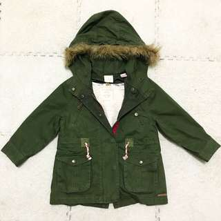 Zara Baby Girl Coat
