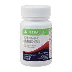 Herbalife康寶萊南極磷蝦油(30粒)100%正貨                                                                                      香港海關舉報熱線(24小時):2545 6182