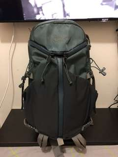Mystery ranch coulee 25L 8成新少用