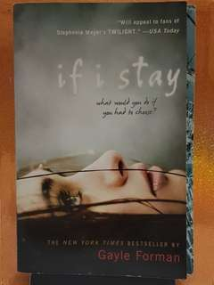 "REPRICED: ""If I Stay"""