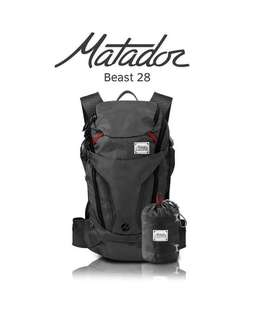 Tas Outdoor Lipat Matador Beast 28 Authentic