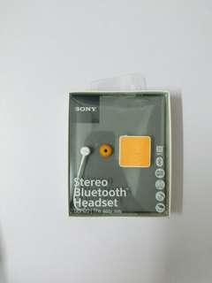 Sony headset SBH20