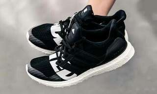 """Ultraboost x Undefeated """" Black White"""