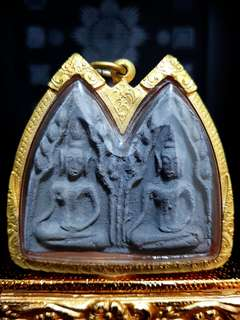 Phra Khun Paen WBK Pim Yai Plai Koona Tewada Black Skin (Rare)