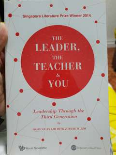 Leader - Teacher - You