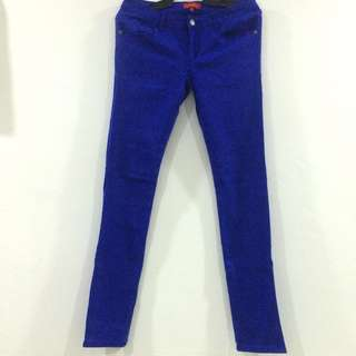 Skinny Jeans (royal blue)