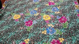 Indo batik fabric