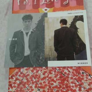 [WTS/LFB] MINO WINNER FATE NUMBER FOR PC