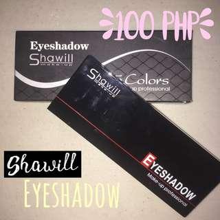 Shawill Eyeshadow Palette