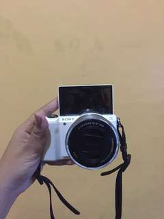 Mirrorless sony A5000