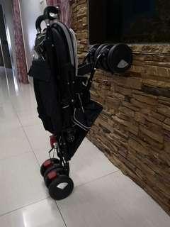 McLaren Baby Stroller