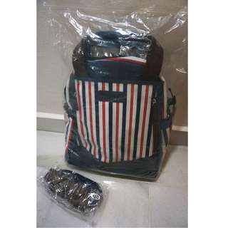 HotSister Mummy Bag/Backpack with Multi Carry way