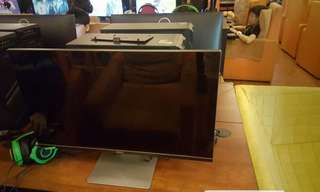 Used 27 dell monitor model S2715H