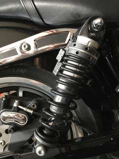 Harley Davidson Screamin Eagle Emulsion Shocks