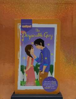 "REPRICED: ""The Despicable Guy"""