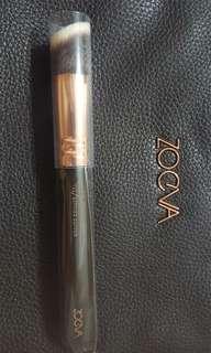 Authentic Zoeva brushes (Rose gold 15 brushes set)