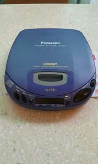 Panasonic SL-S270 portable CD player 手提 CD 機
