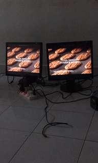 monitor samsung SyncMaster17-inch hdmi