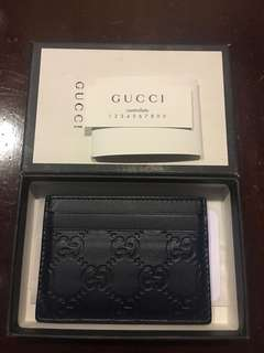 GUCCI bill wallet